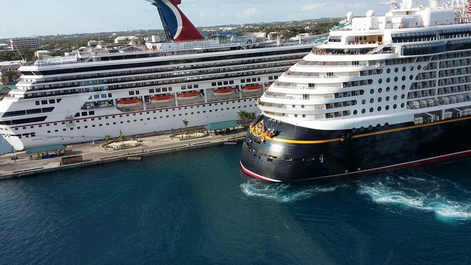 Las líneas de cruceros son responsables de la seguridad de los pasajeros.