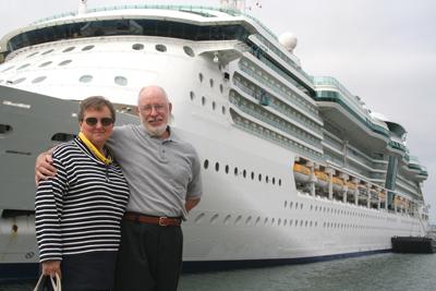 los derechos de pasajeros de barcos de cruceros