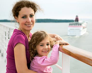 Los cruceros y los derechos del pasajero.